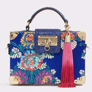 Aldo Embroided Box Bag (KF)