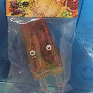 限定 水果冰棒 Monster TaiPei 怪獸冰棒 雪條 Popsicle Mon 16M design sofubi
