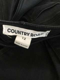 Country road skinnies