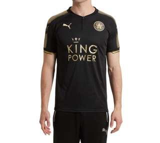Authentic PUMA Leicester City Away Jersey 2017/18 (Size: Medium)