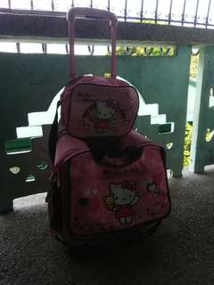 Hello Kitty Pink Bag for Girls