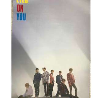 GOT7 - Mini Album Vol.8 [Eyes On You]-Official Poster