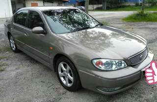NISSAN CEFIRO 2.0 (Auto) 2003