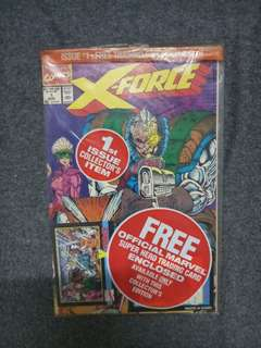 X Force issue 1 Marvel comics 1991.