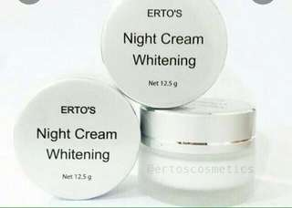 NIGHT CREAM ERTOS