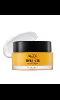 NACIFIC FRESH HERB ORIGIN CREAM