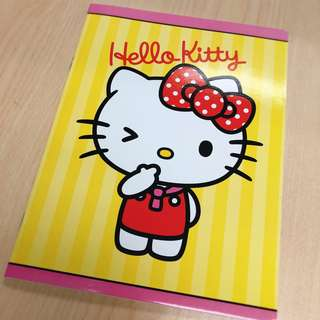 Hello Kitty Notebook