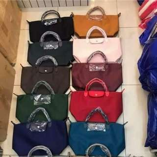 LACOSTE AND LONGCHAMP