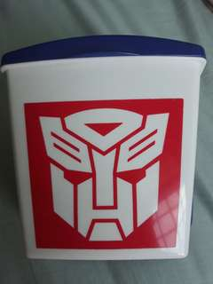 Transformers multipurpose caddy