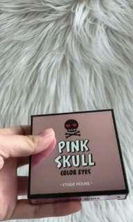 Pink Skull Eyeshadow Etude House