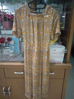 Dress hamil (Xl, XXL , XXXL)