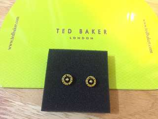Ted Baker 耳環 earrings with gift box
