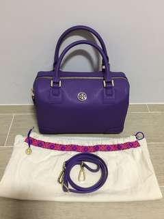 Authentic Tory Burch Speedy Bag