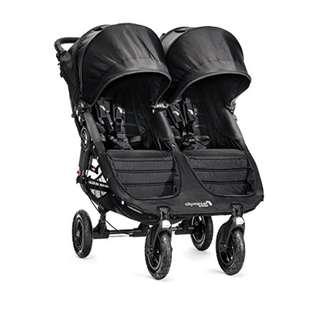 Baby Jogger 2014 City Mini GT Double Stroller, Black