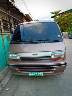 Hi-ace Van