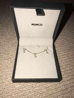 MIMCO Gem stone bracelet