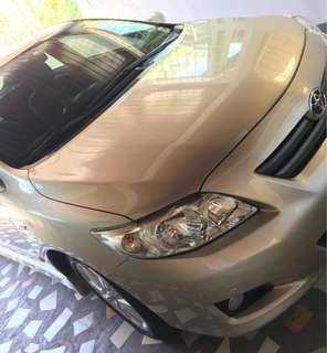 Altis V Automatic 35,000 mileage