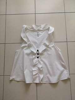 White Top by Zara