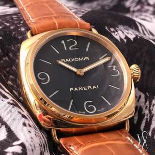 PANERAI Pam231 Radiomir男裝腕錶