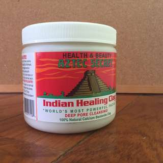 Health and Beauty Indian Healing Clay Mask