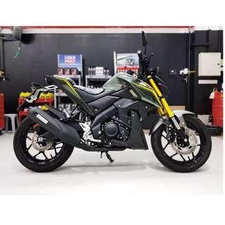 Yamaha MT-15 Xabre