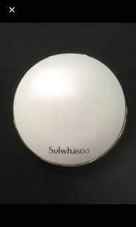 Sulwhasoo powder for cushion 雪花秀粉餅