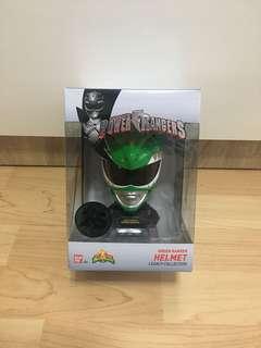 Green Ranger Helmet