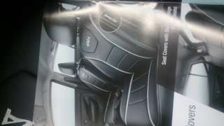 Gear up axia seat cover