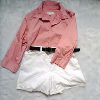ROSE PINK POLO