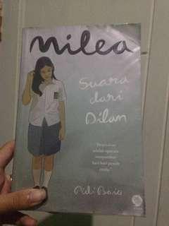 Novel Milea (Pidi Baiq)