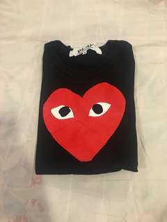 Comme De Garcons Black Shirt for sale