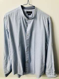 Zara chinaneck shirt