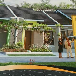 Rumah baru dekat kampus ipb bogor