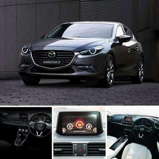 Mazda 3 SKYACTIVE 1.5A