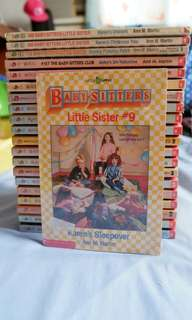 The Baby-Sitter's Club Little Sister Karen's Sleepover (Available for wholesale)