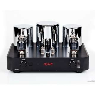 Ayon Spirit III KT88 Integrated Amplifier