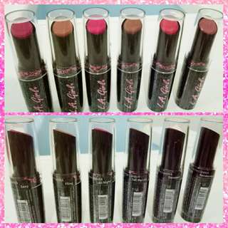 La Girl Luxury Creme Lipstick