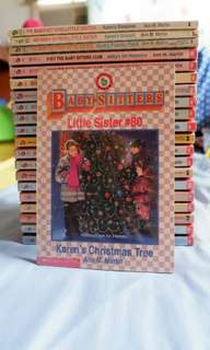 The Baby-Sitter's Club Little Sister #80 Karen's Christmas Tree (Available for wholesale)