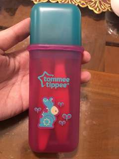Tommee Tippee on-the-go spoon&fork