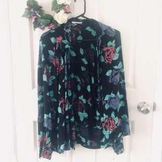 90s floral