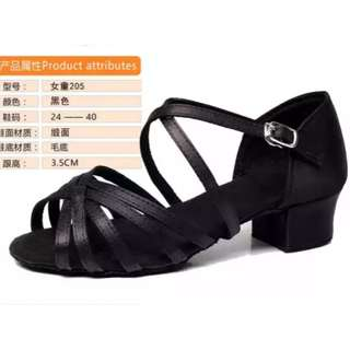 Fashion Women Children Girl's Ballroom Latin Tango NEW
