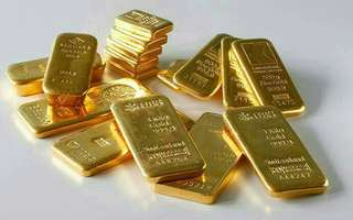 Gold Bullion (Up to 50 Kg)