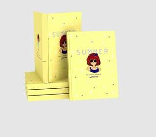 "Notebook (Agenda) ""SUMMER"" »Original Edition«"