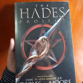 Novel the hades project