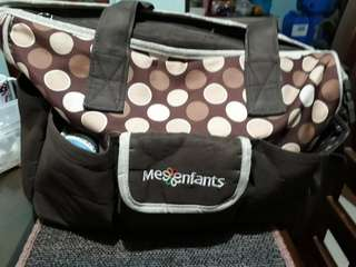 Mes Enfant Baby bag