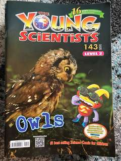 Young Scientists Level 2 2015 #143-152