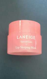 New 3g Laneige Lip Mask Berry