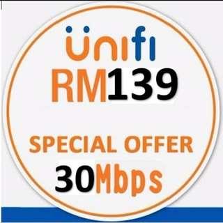 Unifi 30mbps