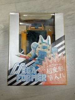 Mega Former pencil case 筆盒 極罕 日本