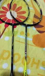 2 Badminton Racket cheap cheap